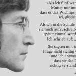 Zitat John Lennon